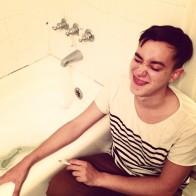 @brandonleistman draw me a #bath! Hahaha